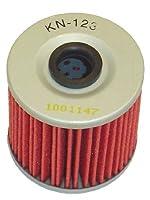 K&N KN-123 Kawasaki High Performance Oil Filter by K&N