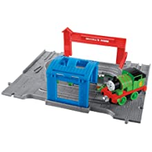 Fishere-Price Thomas And Friends Take-n-Play Percy Engine Starter Set