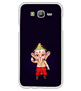 ifasho Modern Art Ganesh Back Case Cover for Samsung J7