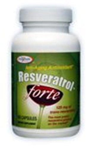 Resveratrol Forte Enzymatic Therapy Inc. 60 Caps