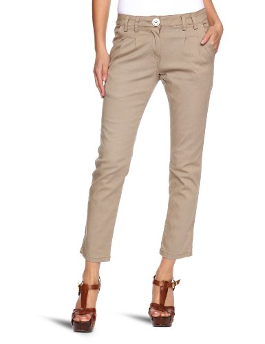 Fever Harbor Chinos Women's Trousers Camel 16