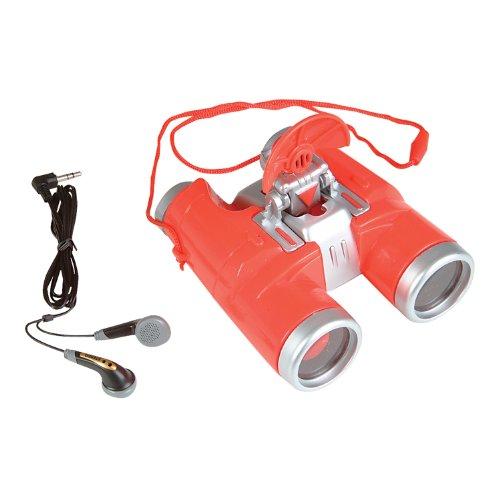 "Rhode Island Novelty 5"" Dinosaur Sonic Binoculars - 1"