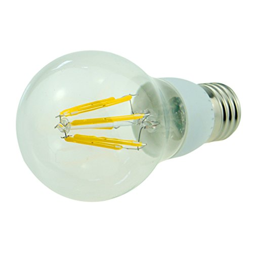 Generic Led Filament Bulb Lamp 6W Warm White Light E27 85-265V