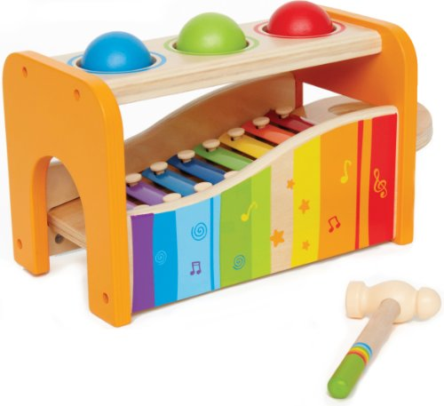 41yvX3 Ll8L Reviews Hape Pound & Tap Bench / Educo Early Melodies Pound and Tap Bench