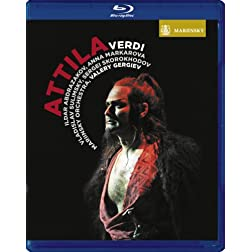 Verdi: Attila [Blu-ray]