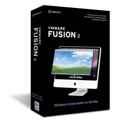 VMWare Fusion 2 EDUCATIONAL