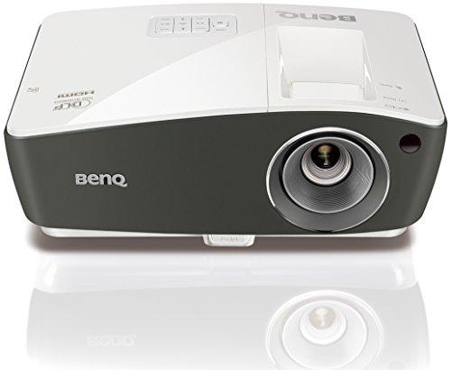 BenQ TH670 Proiettore DLP DC3 DMD, Full HD, Luminosità 3000 Ansi Lumen, Contrasto 10.000:1, HDMI 1.4a, USB Tipo A 1.5A Power, Bianco/Nero