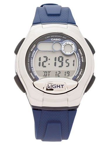 Casio Unisex Watch W-752-2AVES