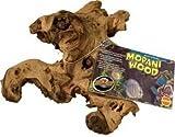 "Mopani Wood Jumbo 20 - 24"" Aquarium Tag"