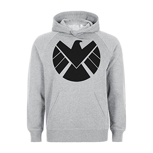 Agents Of S.H.I.E.L.D. Shield Logo Large Unisex Hoodie