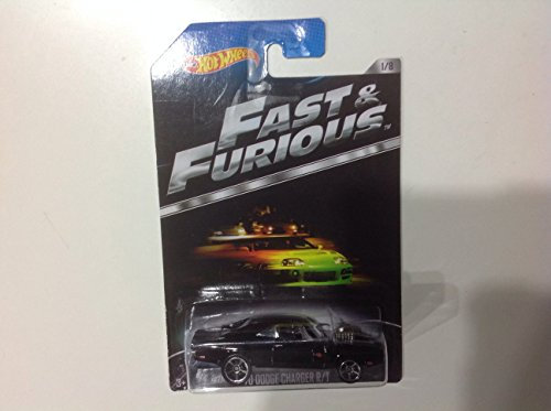 Hot Wheels Fast & Furious '70 Dodge Charger R/T #1/8 International Card Release