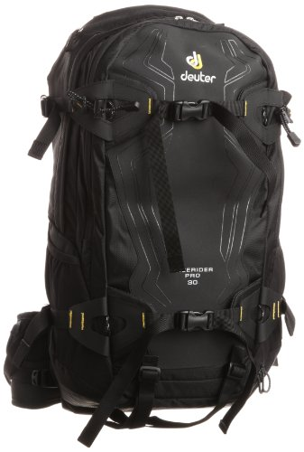 Deuter Freerider Pro 30 Backpack - Black