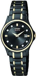 Citizen Women's GA1038-56G Diamond Eco Drive Watch