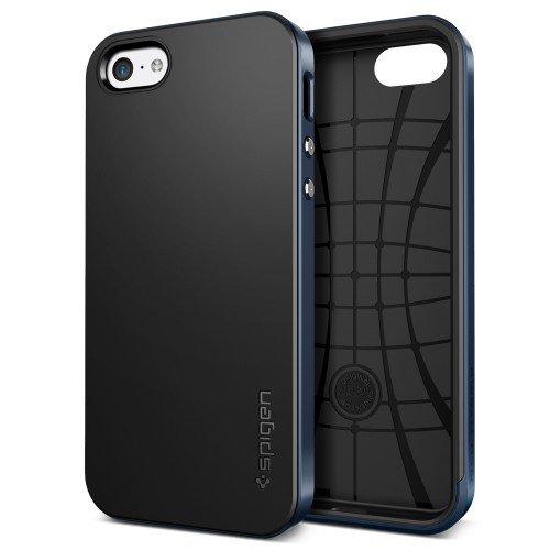 国内正規品SPIGEN SGP iPhone5c ケース ネオ・ハイブリッド [メタル・スレート]SGP10522