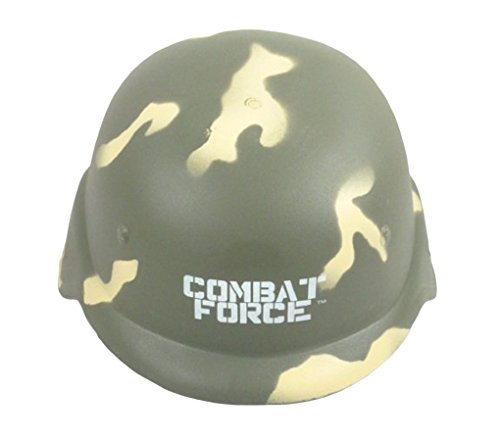 Plastic Combat Force Army Hat - Role Play / Dressing Up (HL189) [Toy]