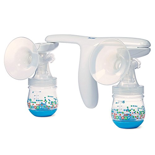 The First Years Breastflow Mipump Double Breast Pump (2 Pack)