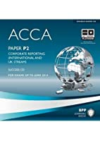 ACCA - P2 Corporate Reporting (International): Audio Success CDs