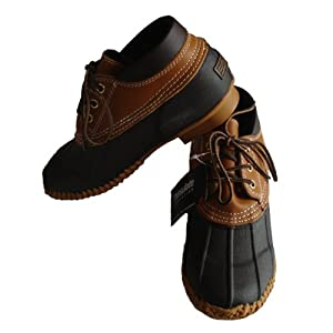 Seasons Thinsulate Lace-Up Duck Shoes-7: Industrial & Scientific