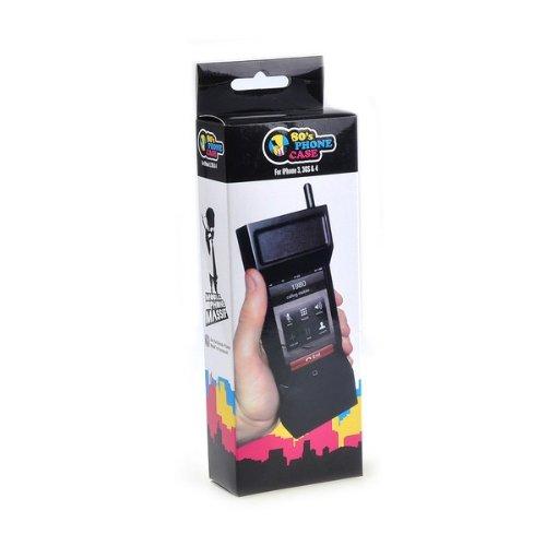Schwarze Mobiltelefon Mobilteil für iPhone 4 3G 3GS