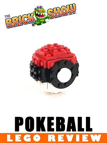 Custom LEGO Pokemon GO Pokeball