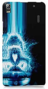 MANNMOHH DESIGNER HARD BACK COVER FOR LENOVO K3 NOTE MUSIC