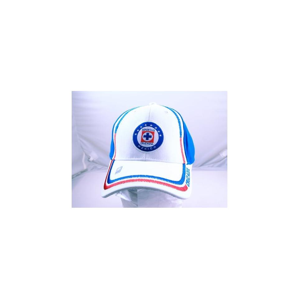 CRUZ AZUL OFFICIAL TEAM LOGO CAP / HAT   CZ006