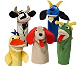 Baby Einstein Puppet Set of 5