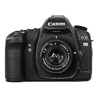 Holga 60mm F/8 Lens For Canon DSLR Camera