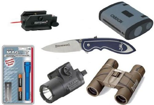 Home Defense Kit - W/ Carson Mini Aura Night Vision