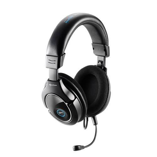 Sharkoon X-Tatic SP Plus Gaming Headset schwarz