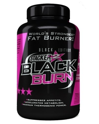 Stacker 2 Black Burn