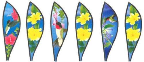 Premier Designs 25792 16 Inch Hummingbirds Hot Air Balloon Spinner