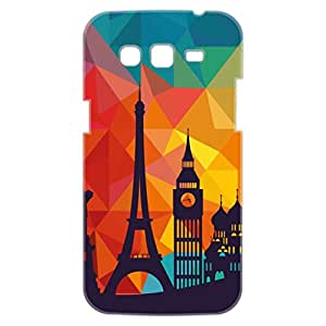 a AND b Designer Printed Mobile Back Cover / Back Case For Samsung Galaxy A7 (SG_A7_3D_3197)