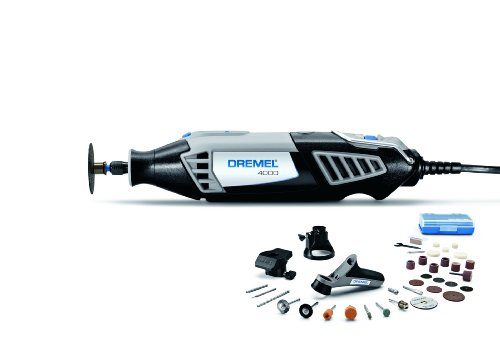 Review Dremel 4000-3/34 120-Volt Variable Speed Rotary Tool Kit