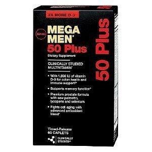 gnc-mens-mega-men-50-plus-multivitamin-timed-release-caplets-60-ea-by-sallyashop
