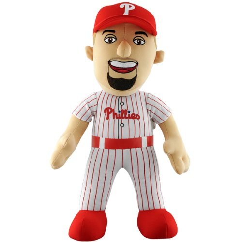 MLB Shane Victorino #8 Philadelphia Phillies Plush Doll, 14-Inch at Amazon.com