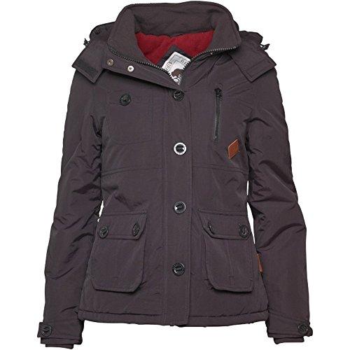 Schwarz Bellfield Damen Jacke Schwarz günstig online kaufen