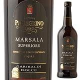 マルサラ スーペリオーレ ガリバルディ ドルチェ ペッレグリーノ NV 甘口マルサラ 750ml