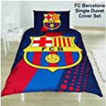 FC Barcelona Single Duvet Set