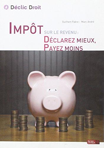 Impôt sur le revenu (French Edition)