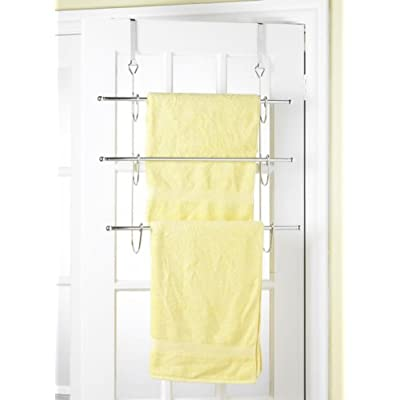 Over door towel and clothes rails