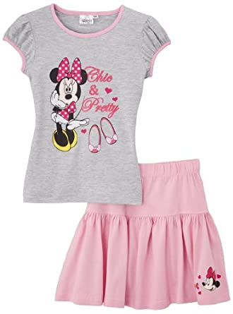 Disney completo bambina grigio gris 3 anni amazon for Amazon abbigliamento bambina