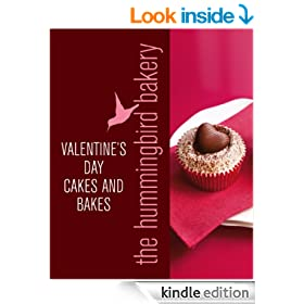 Hummingbird Bakery Valentine's Day Cakes and Bakes: An Extract from Cake Days