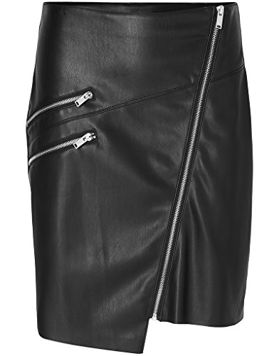 Vero Moda -  Gonna  - Donna Black 40