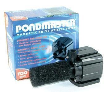 Mag - drive 7 Pond/utility Water Pump (700gph)
