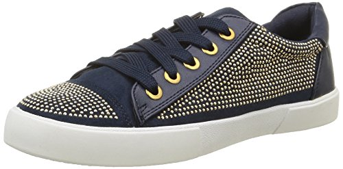 North Star 5419111, Sneaker,Donna, Blu (Navy Blue), 38