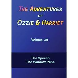 Ozzie & Harriet [Volume 40]