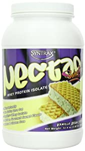 Syntrax Nectar Sweets Vanilla Bean Torte, 2 Pounds