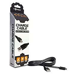 Tomee Micro Usb Charge Cable Play Station 4, Xbox One And Data Sync Cable For Play Station Vita 2000