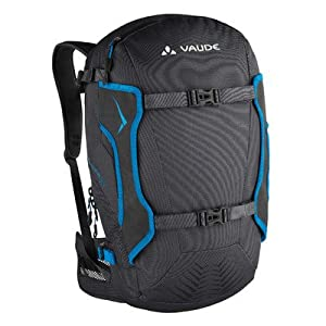 Hungabee Freeride Backpack Color: Black